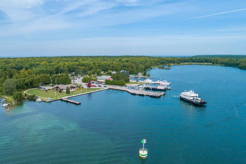 Washington Island, Wisconsin