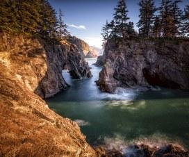 The Natural Bridges Viewpoint