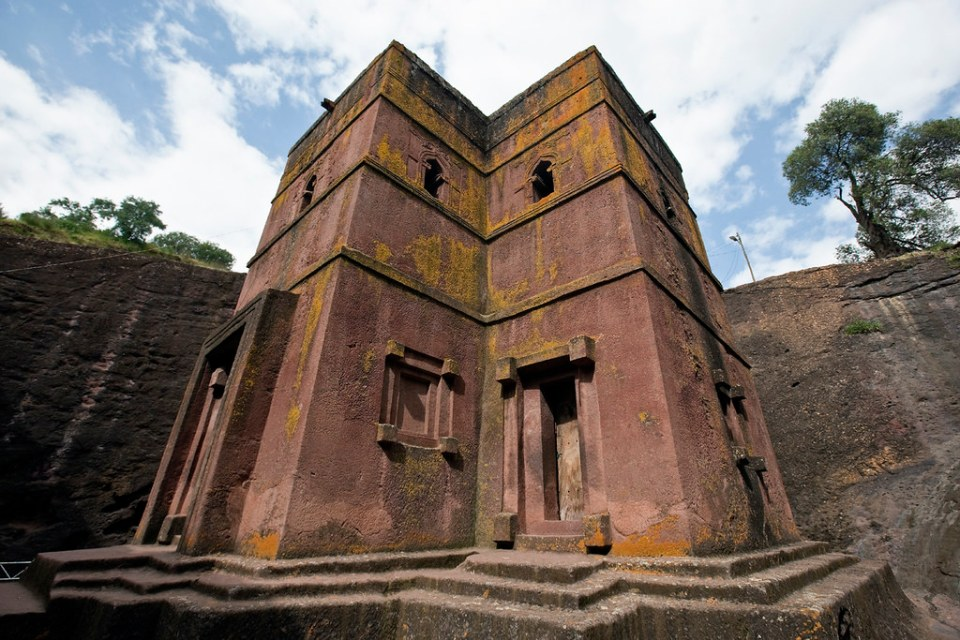 Church of St. George, Lalibela