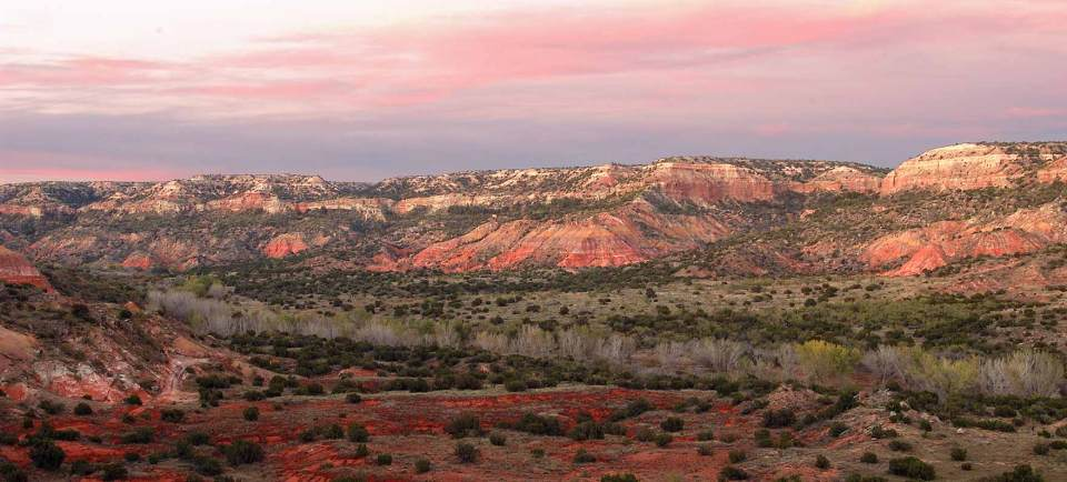 Palo Duro Canyon is home to one of the most breathtakingly beautiful parks in the Southwest.