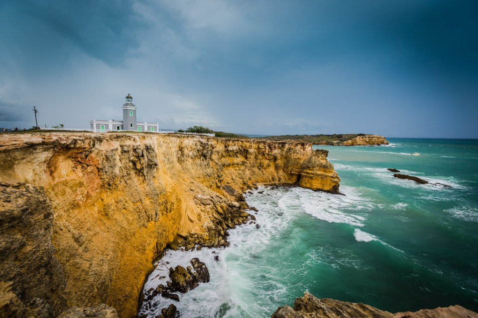 Los Morrillos Lighthouse