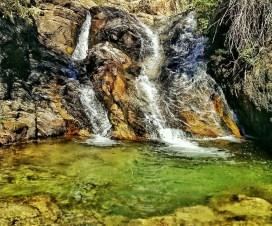 Alpine Sliding Rock