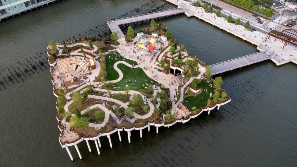Little Island Park