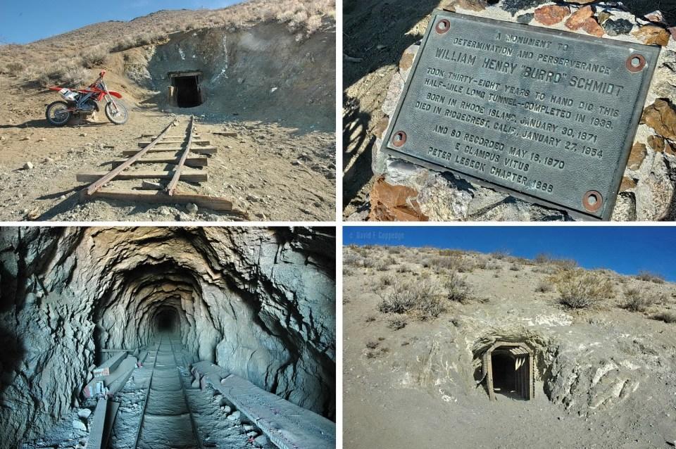 Burro Schmidt's Tunnel