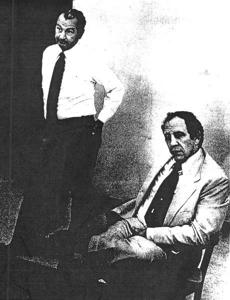 Douglas Vinzant replaced B. J. Rhay as superintendent