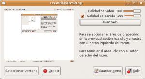 Crear videotutoriales en Linux con RecordMyDesktop