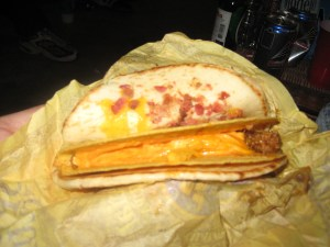 The Gordita Crunch...of DOOM!