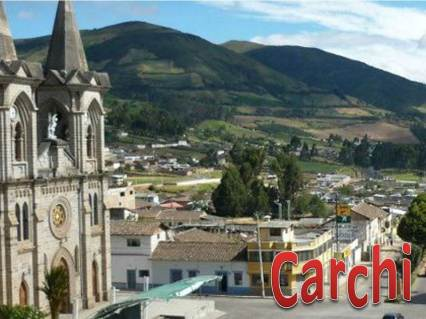 Provincia de Carchi......
