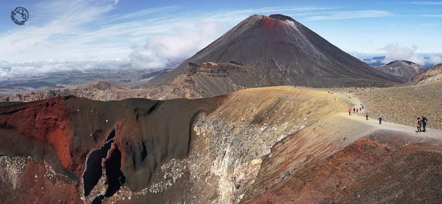 Ruta del Tongariro en un día