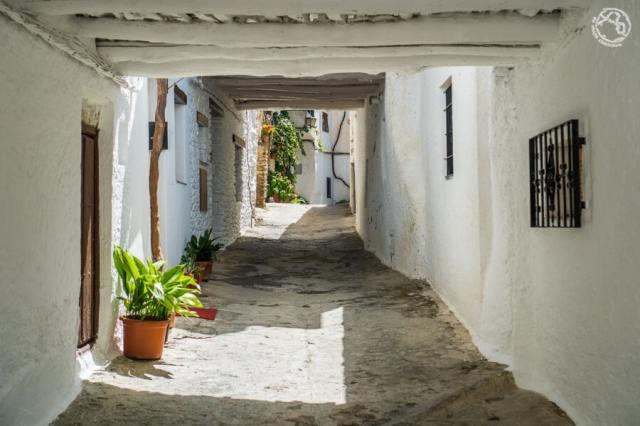 España lugares para visitar en la Alpujarra