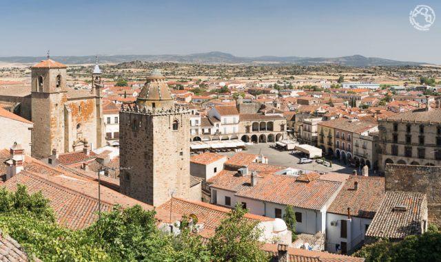 Trujillo, España lugares para visitar
