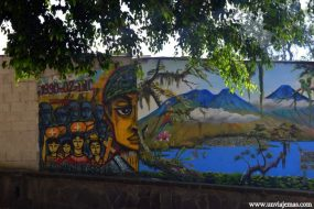 Mural de la paz