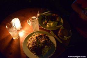 Nuestra cena