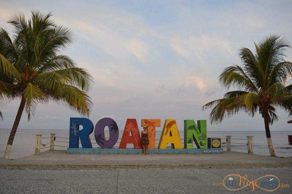Preparativos del Viaje a Roatán