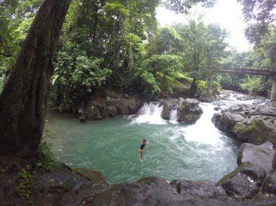río la fortuna