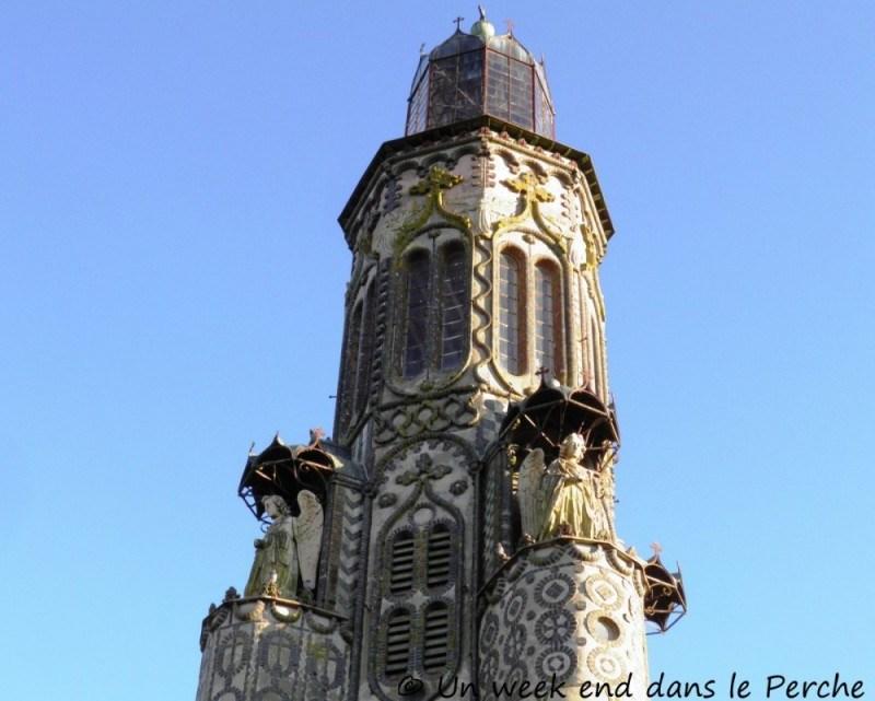 Notre Dame de la Salette Malétable Orne