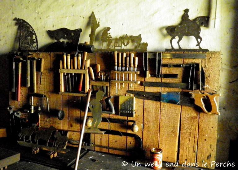 L'atelier de Thierry Soret - Les Girouettes du Mage