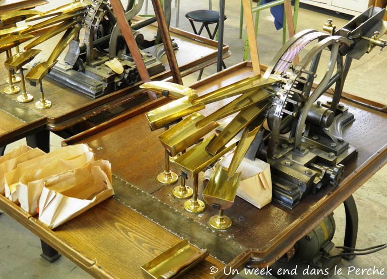 Machine Outils de la manufacture Bohin