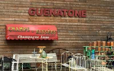 Guenatone, décoration brocante – Nogent-le-Rotrou