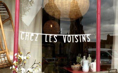 Chez Les Voisins : Une boutique de décoration à Bellême