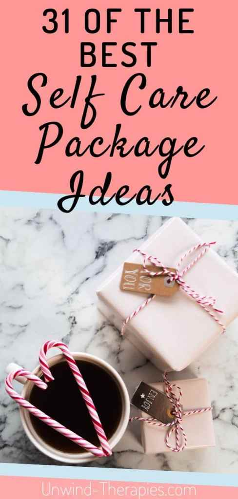 Self Care Package Ideas