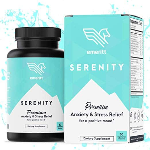 Emeritt natural supplements for anxiety