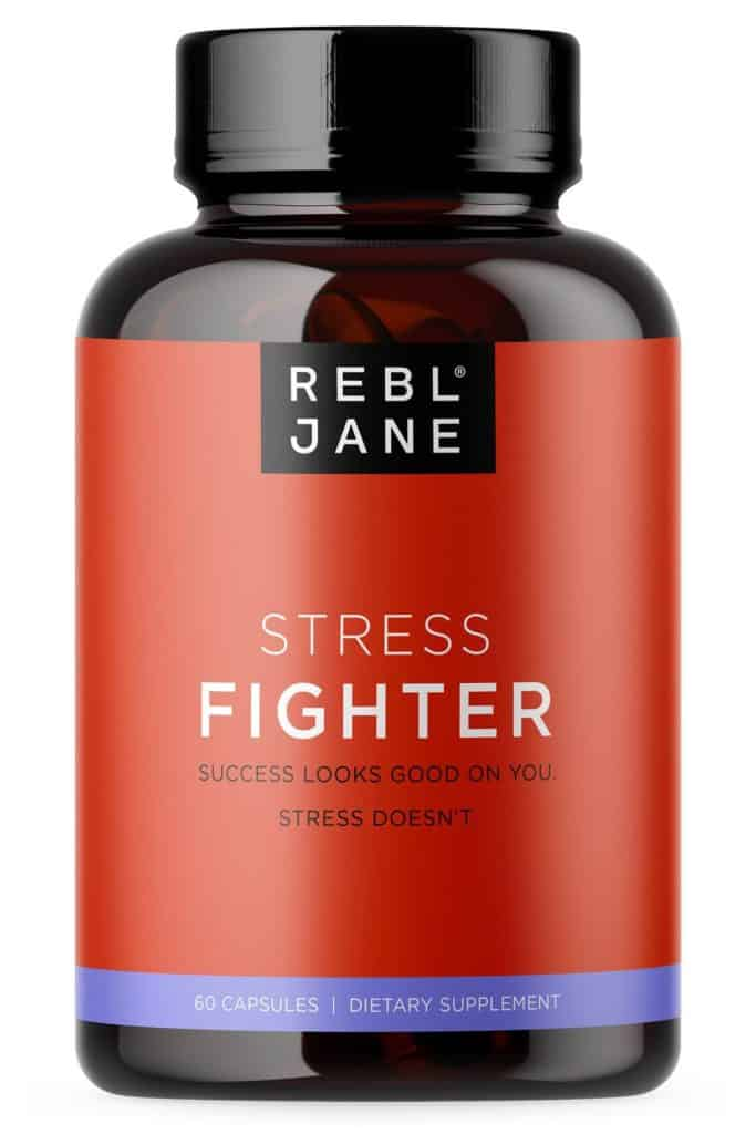 REBL Jane stress reliever pills