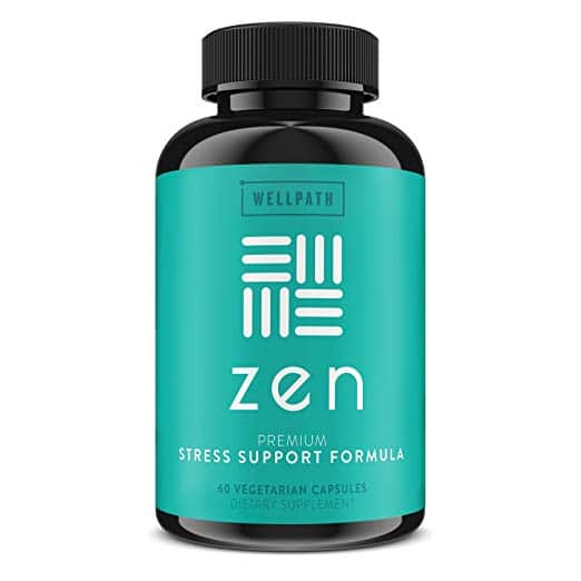 Zen Premium natural supplements for anxiety
