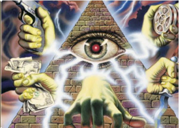 Питер Б. Мейер — Преступления Ротшильдов, часть 1,2,3 Illuminati_3620_top