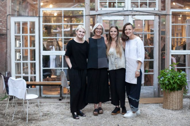 eileen fisher sustainable remade in the usa