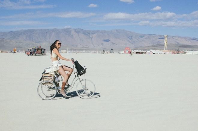 Burning Man fashion week 2015