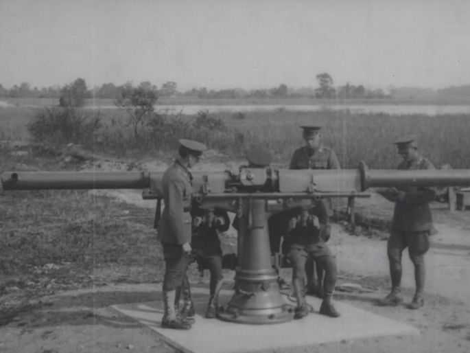 Barr and Stround Anti-Aircraft Height Finder