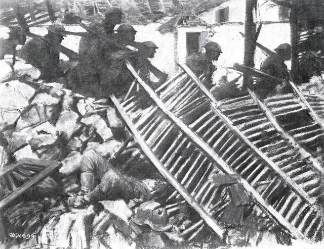 31699 Among the Wreckage