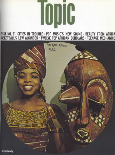 Topic Magazine Issue 21