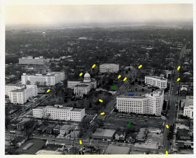 Photograph of Alabama State Capitol Grounds