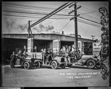 U.S. Navy Yard, Norfolk, Virginia, May 5, 1920, Fire Equipment. Local Identifier: 181-V-2616