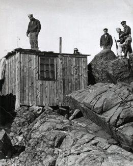 Nazi Radio Weather Station - Greenland. Local Identifier: 26-G-2973 (Box 45)