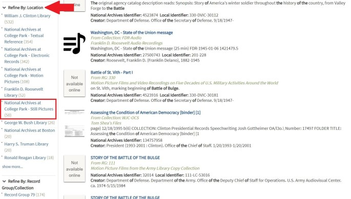 keyword search 2
