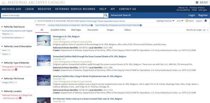 keyword search 3