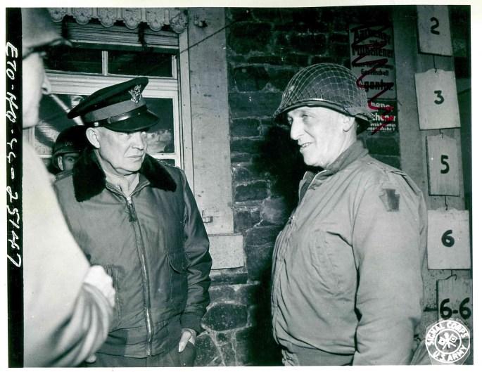 Photograph of General Dwight D. Eisenhower