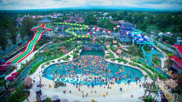 Image result for Jogja Bay Pirates Adventure Waterpark