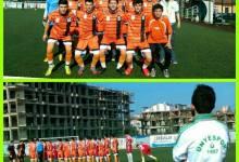 Ünyespor U-16 Play Of'a Sert Başladı! 7-3