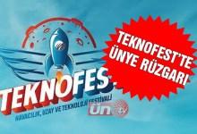 Ünye'nin Teknofest Başarılarısı