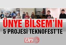 Ünye BİLSEM'li Öğrencilerin Teknofest Başarısı