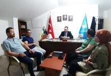 MHP'den Ülkü Ocakları'na Ziyaret