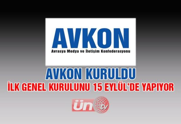 AVKON İlk Genel Kurulunu 15 Eylül'de Yapıyor…