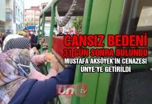 Ekmek Parası İçin Gittiği Erzurum'dan Cansız Bedeni Geldi