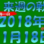 FX スノーキー(小手川征也)の来週の戦略 2018年11月18日