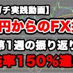 【FX・バイナリー】利益率150%達成!1月1週目の振り返り