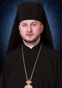 His Grace, Bishop ANDRIY (Peshko)
